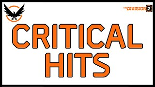 Critical Hit Chance & Critical Hit Damage Beginner Guide