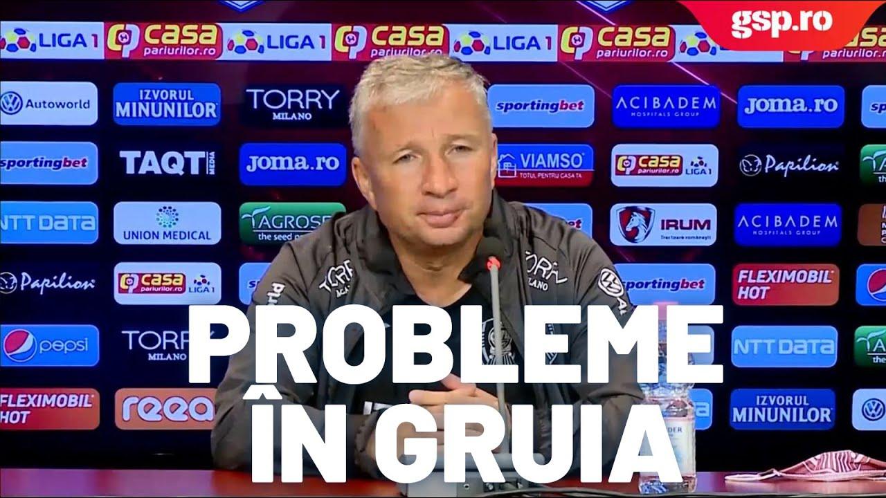 """Dan Petrescu: """"Sunt probleme interne la club! Craiova e acum favorită la titlu"""""""