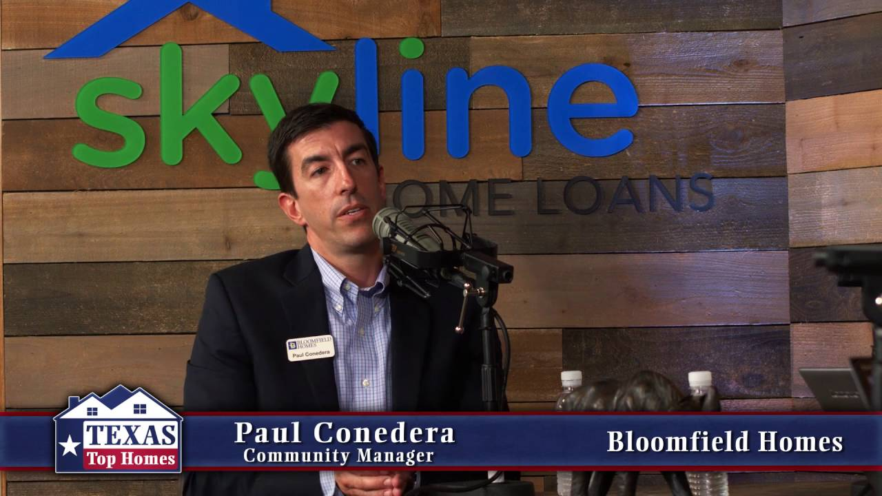 Bloomfield Homes Paul Conedera at Garden Heights Tell us about