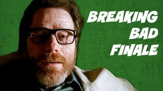 Breaking Bad Finale Review - Season 5 Episode 16 Felina