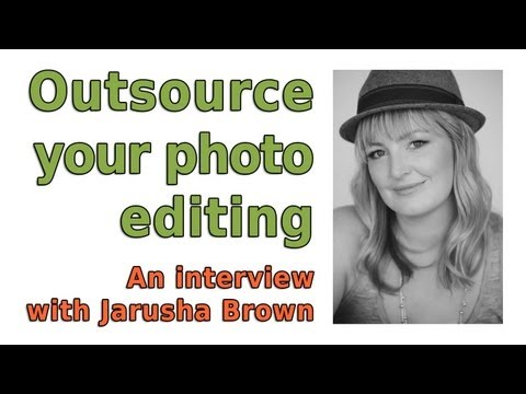 Outsource your photo Editing