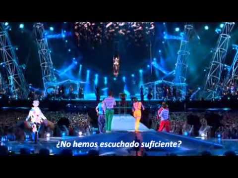 Take That said it all subtitulada en español