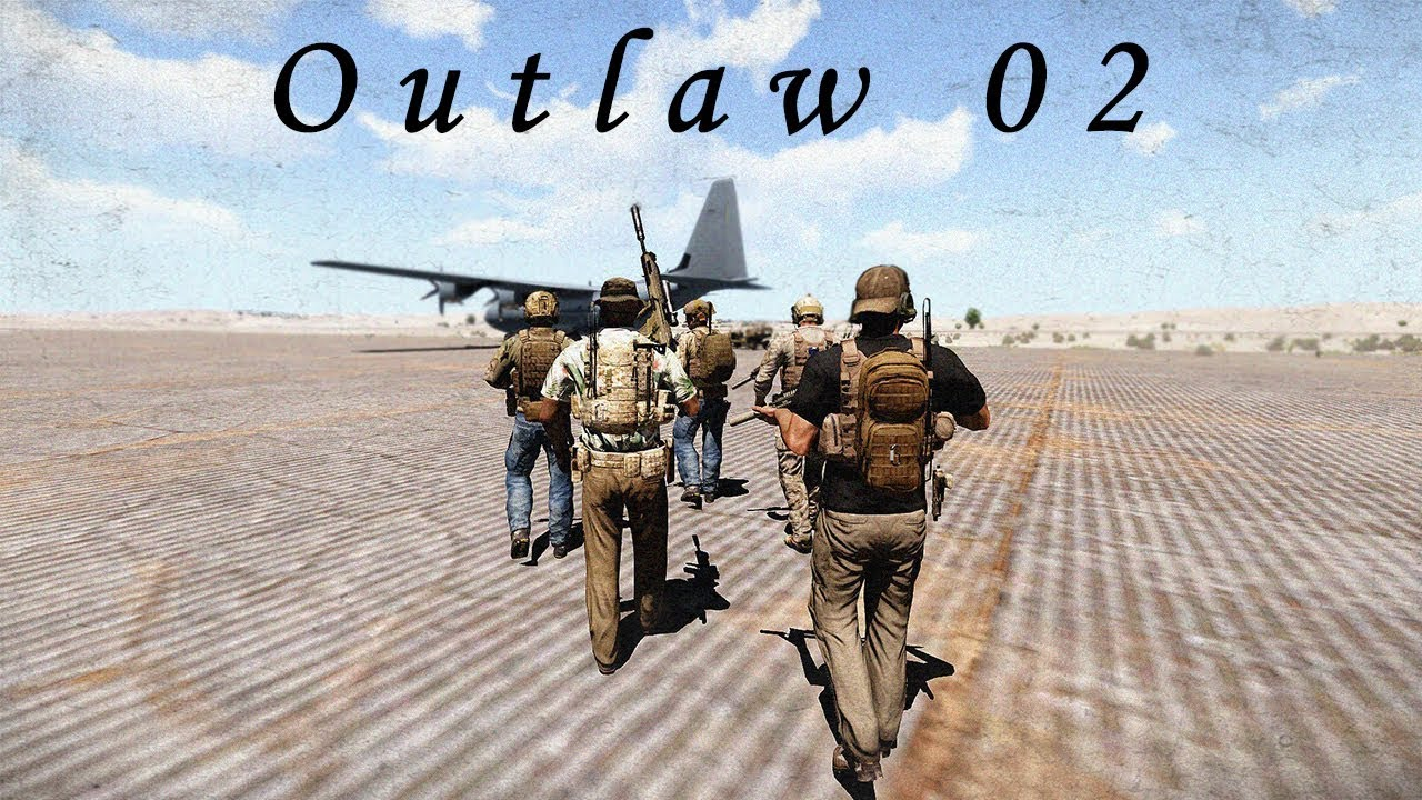 Task Force Black | DELTA/DEVGRU | Operation Outlaw 02 | Arma 3 Realism Unit