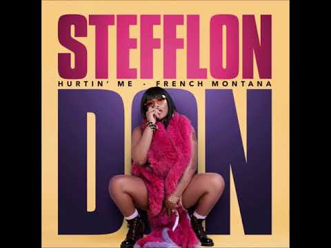 Stefflon Don ft French Montana - Hurtin' Me (Official Instrumental)