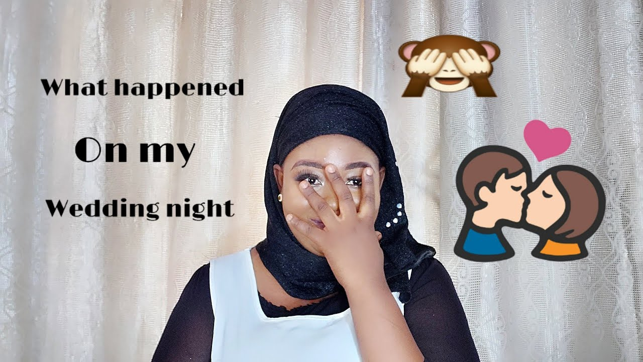 First wedding night! WHAT REALLY HAPPENED??💏 - YouTube