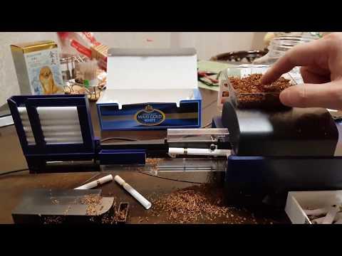 Машинка для набивки сигаретных гильз GERUI 2