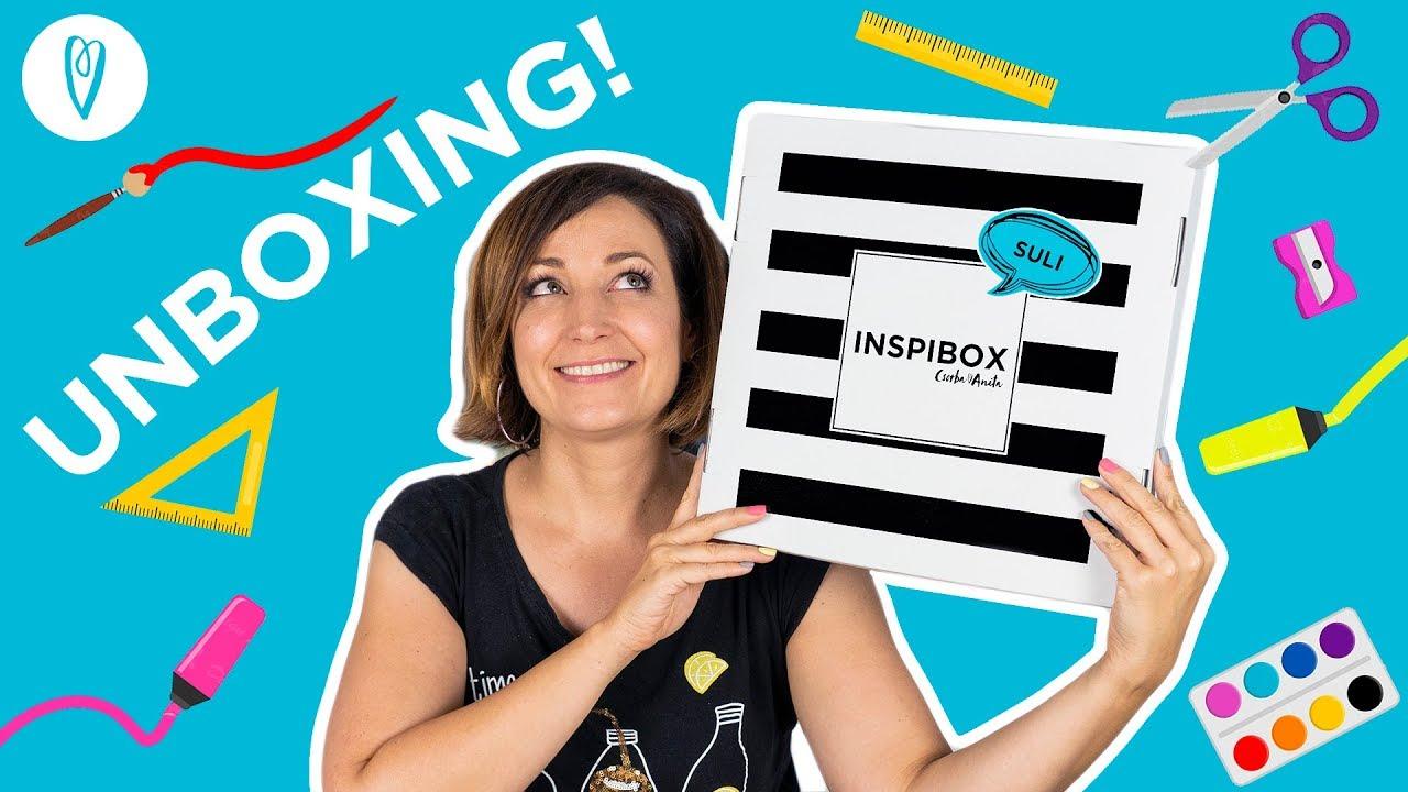 Vissza a suliba unboxing! Suli Inspibox