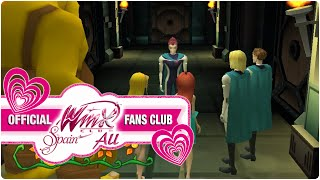 Winx Club PC Game - 33. Knut guide us into Cloud Tower