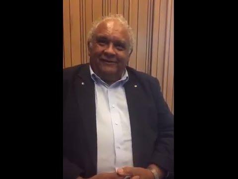 Professor Tom Calma AO talking tobacco control at #WICC2016