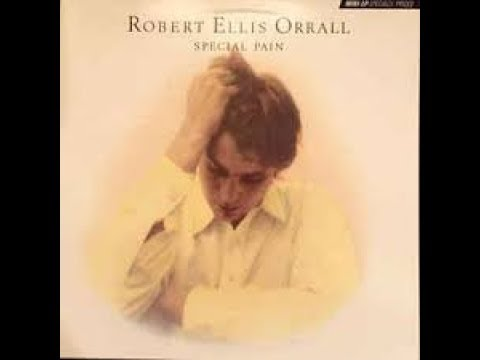 Robert Ellis Orrall Special Pain Full Mini LP, Vinyl 1983 Audio Only-No Images