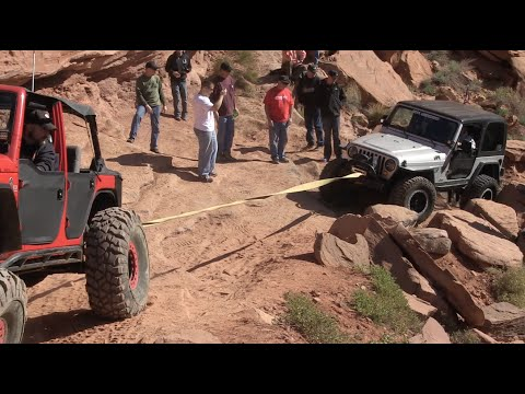 Jeep Vehicle Recovery Tips