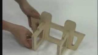 The Folding Bed Vikend / Design: Www.vasja-ambrozic.com / Slovenia 2004