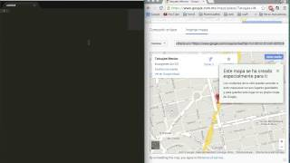 Insertar Mapa de Google Maps en HTML Free HD Video