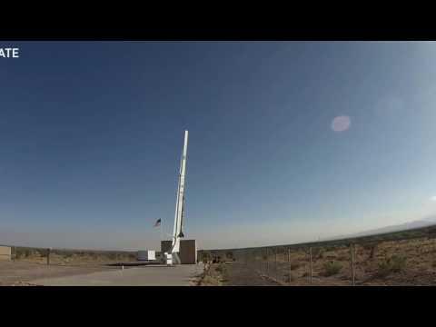 Bentuk Bumi di Buktikan Dengan Peluncuran Roket Ini