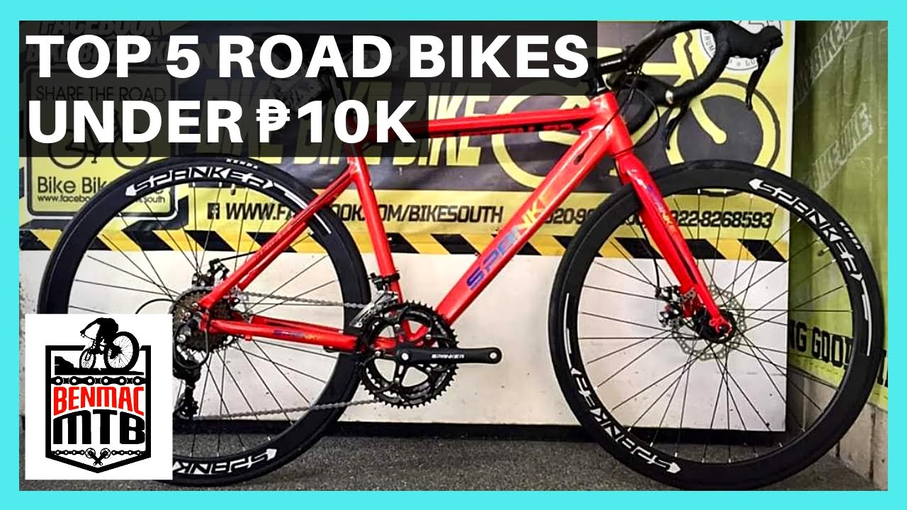2020 Top 5 Budget Road Bikes Under 10 000 Philippines Youtube
