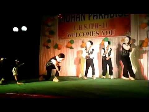 Group Dance - Bhaag dk bose