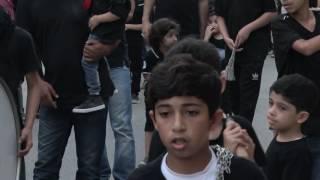 الرادود سيد امين | عاشر زنجيل | محرم 1438 هـ