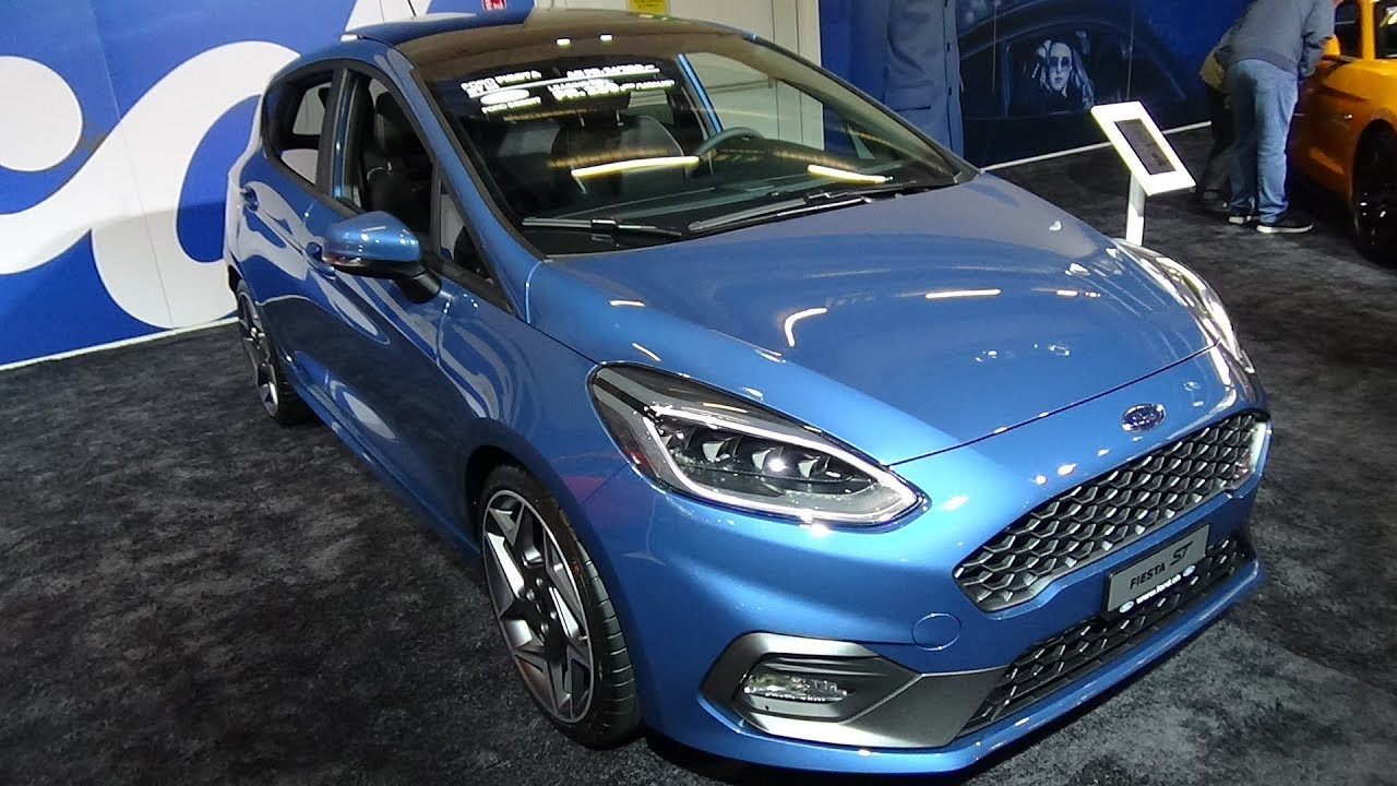 2019 Ford Fiesta St3 Exterior And Interior Auto Zurich Car Show 2018 Youtube