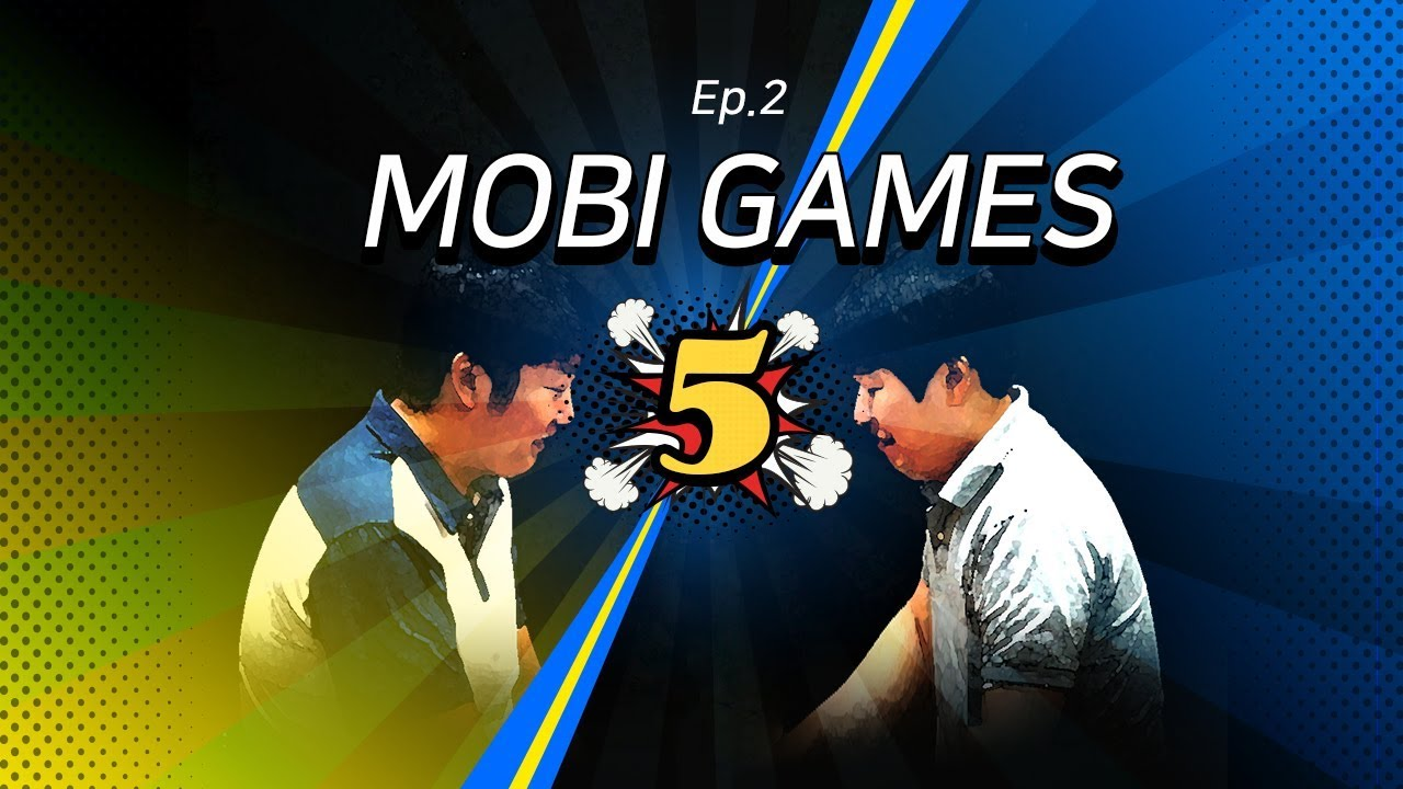 Mobigames Ep.2 - 5S DES