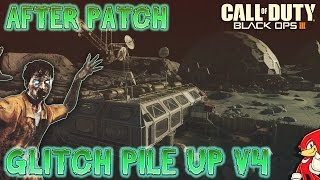 Glitch Moon Zombies Pile Up After Patch Black Ops 3 Truco Invencible V4 - By ReCoB