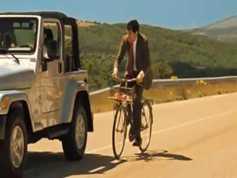 MrBean Holiday bike ridequot Crash quotby Matt Willis