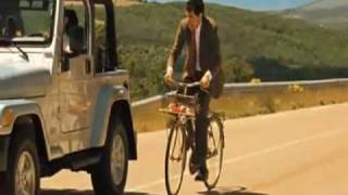 Mr  Bean Holiday bike ride    quot Crash quot  by Matt Willis