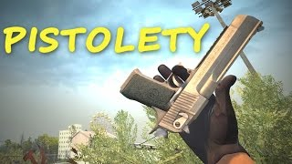 PISTOLETY - Counter Strike Global Offensive CS:GO Poradnik