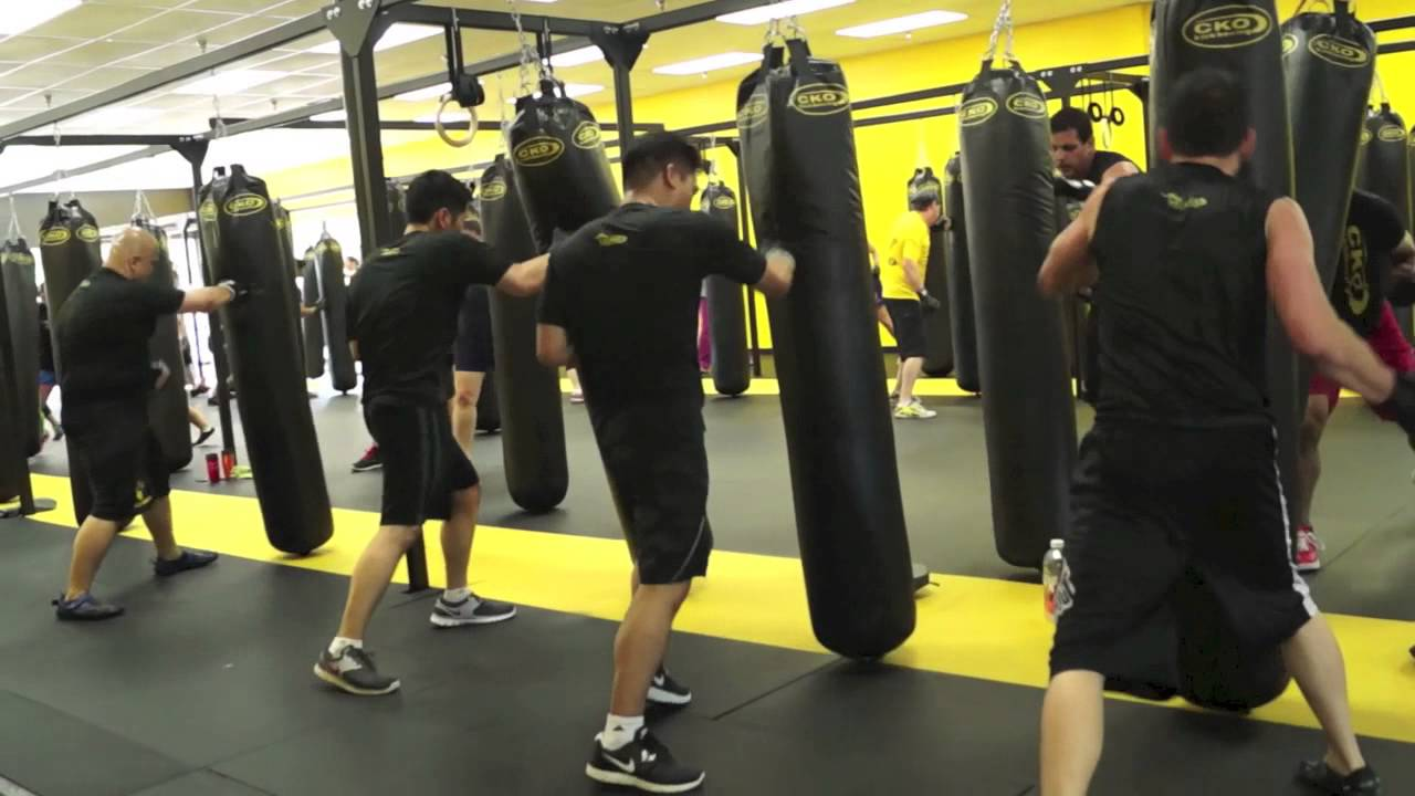 cko kickboxing
