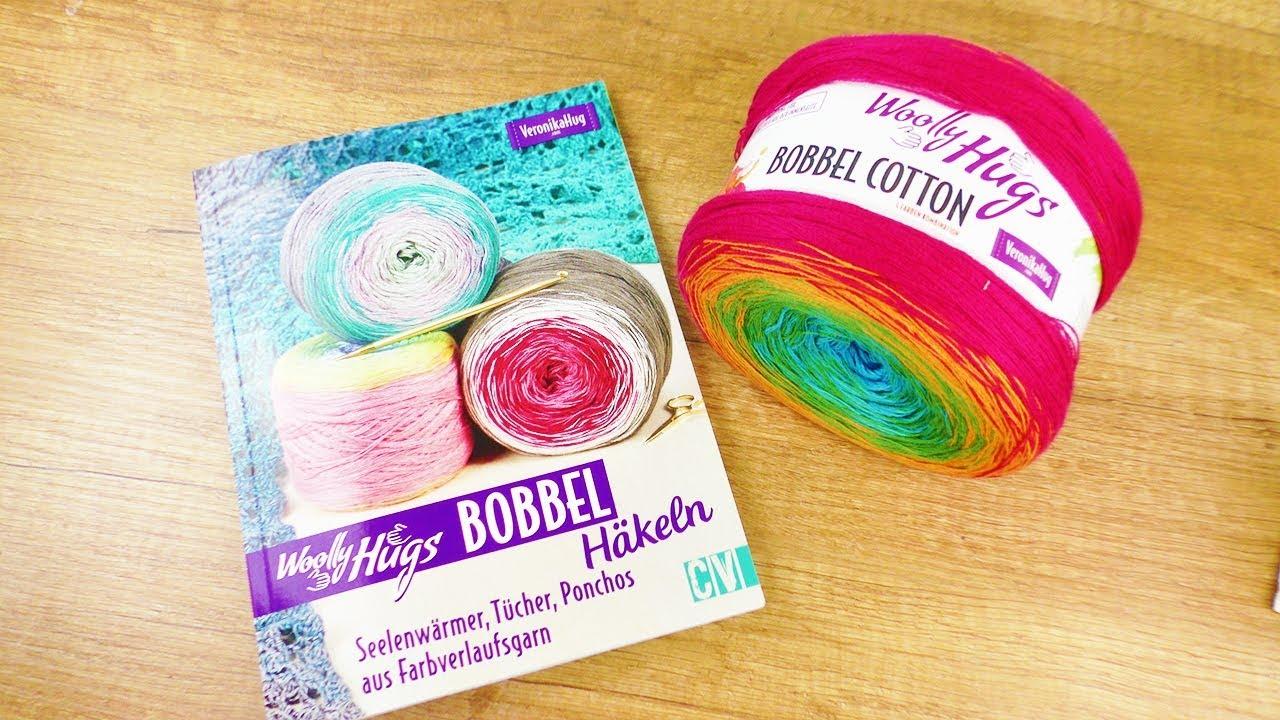 Woolly Hugs Bobble Cotton Super Schönes Garn Von Veronika Hug