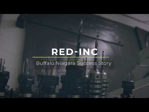Buffalo Niagara Success Story: RED-INC