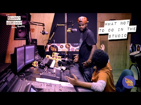 Planet Hip-Hop - What not to do in a recording studio [Episode - 5]