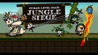 City Siege 3: Jungle Siege (FUBAR pack) Walkthrough Part 5