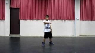 Jay Chou - 菊花台(Ju Hua Tai) dance