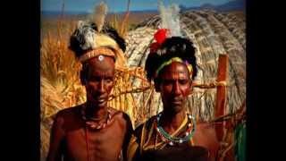 afryka masajowie i zwierzeta