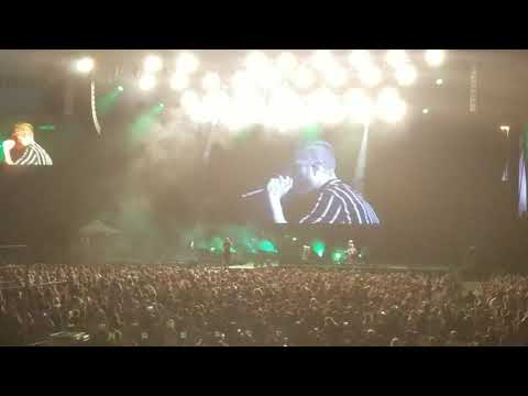 Imagine Dragons -8/4/19  Football Hall of Fame Show - Radioactive (Finale)