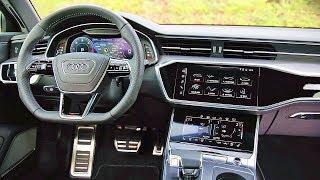 Audi A6 Avant (2019) INTERIORS