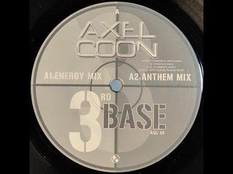 {Vinyl} Axel Coon - 3rd Base (Energy Mix)