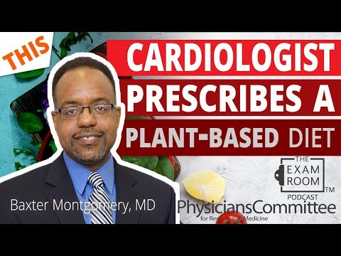 This Cardiologist Prescribes A Plant-Based Diet