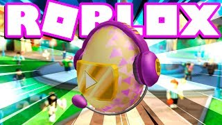 WIE ZU GEWINNEN DIE YOUTUBERS EGG IN ROBLOX [Video Star Egg] 🥚 EGG HUNT EVENT 🥚