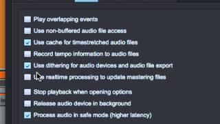Joe Gilder's Studio One Tutorial Series Episode 16: Advanced Audio Setup