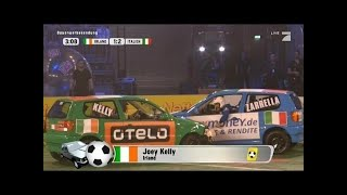 Gruppe A: Irland - Italien - TV total Autoball thumbnail