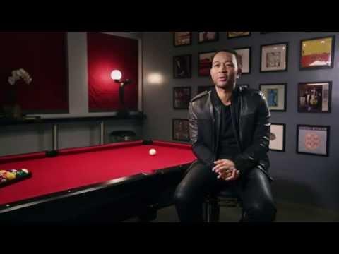 John Legend 'My Imagination' Behind The Scenes