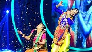 D 4 Dance Reloaded I Renjini & Sneha - Dance with romance round I Mazhavil Manorama