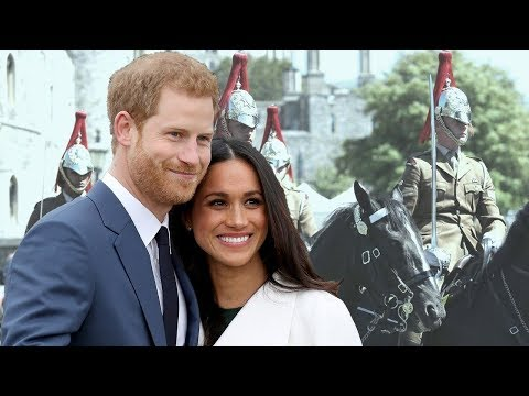 Prince Harry and Meghan Markle's wedding rehearsal (the photos)
