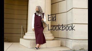 EID LOOKBOOK with Modanisa!