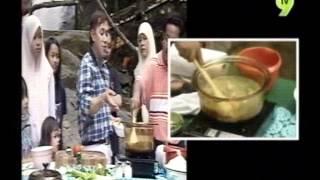 OLE-OLE CHEF WAN DI SUNGAI GABAI