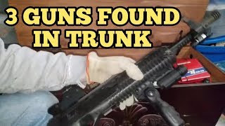 George FINDS GUNS In Her $150 Real Life Storage Wars Unit Auction / Opening Mystery Boxes 11-11-18