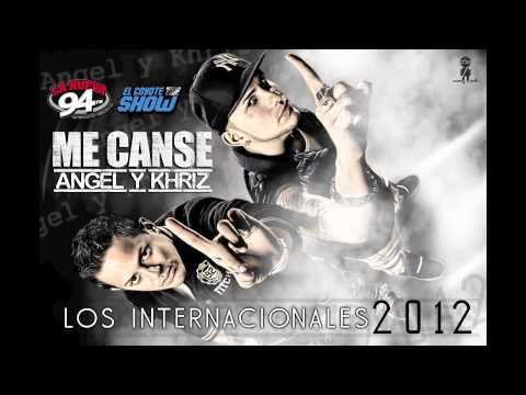 Angel y Khriz - Me Canse