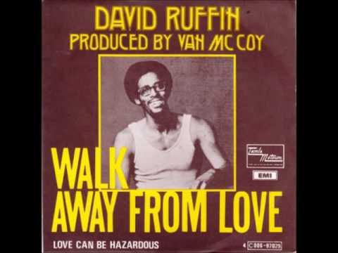 David Ruffin ''Walk Away From Love''