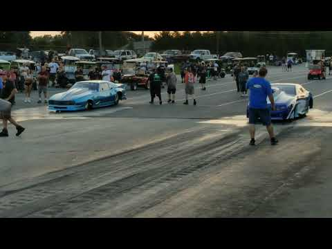 Marc Hayes vs Andy Jensen - Pro Mod Aug 5, 2017